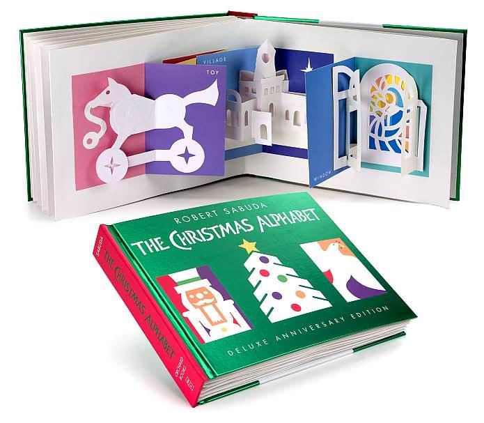 Robert Sabuda Christmas Cards